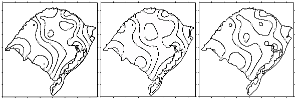 CLIMATOLOGIA DA UMIDADE RELATIVA MÉDIA MENSAL EM REGIÕES HOMOGÊNEAS DO ESTADO DO RIO GRANDE DO SUL